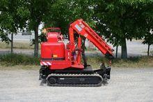 MINIGRU 350-E4 Plus Crane