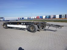 2008 Krone Box Carrier Mega Con