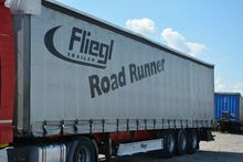 2007 FLIEGL SDS 350 Curtainside