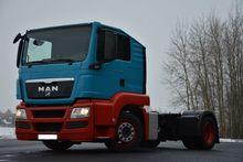 Used 2012 MAN TGS 40