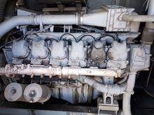 1994 MAN Polyma 345 KVA Generat