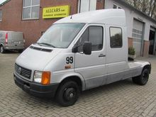 1999 Volkswagen LT 46 DoKa Klim