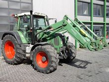 2010 Fendt 415 Vario TMS Wheel