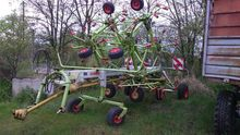 2008 Claas Volto 1320 T Tedder/