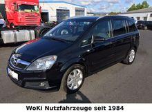 2007 Opel Zafira B Edition Mini