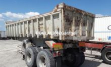 1986 Marrel Tipper semi-trailer