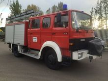 Iveco 90-16 AW 4x4 Fire truck