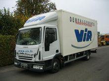 2008 Iveco Eurocargo 75E18 Box