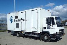 1998 DAF AE 45 Box truck