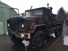 DIV. AM General Dropside truck
