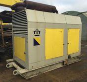 DAF 1160 DKX Generator set