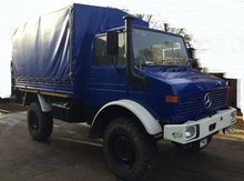 Unimog 435 / 1300 L Truck