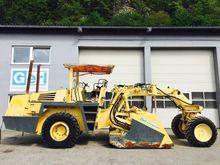 1993 Bomag MPH 120 R Scraper