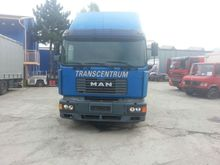 2000 MAN F200 Tractor unit