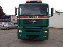 2004 MAN TGA 483 Tractor unit