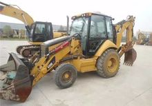 2009 CATERPILLAR 420E Backhoe l