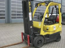 2013 Hyster H1.6FT 4-wheel fron