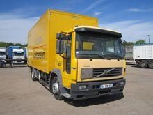 2006 Volvo FL 220 Box truck