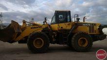2008 KOMATSU WA470-6 Wheel load