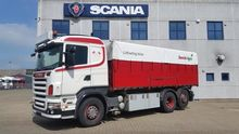 Used SCANIA R500 Tan
