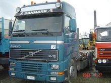 1995 VOLVO FH-12 Flatbed truck