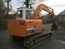 HITACHI EX60-1 Mini excavator