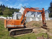 HITACHI EX60-1 Crawler excavato