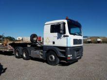 2006 MAN 33.480 Tractor unit