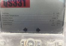 2015 Sandvik QS331 Crusher