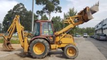 1990 CASE 580 K Turbo Backhoe l