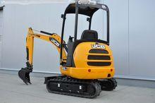 2012 JCB 8018 Z 2012 Mini excav