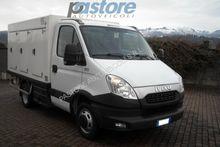 2012 Refrigerated delivery van