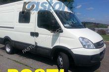 2011 Closed box van