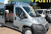 2011 FIAT DUCATO COMBI Minibus