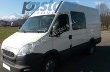 2013 Closed box van