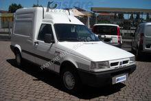 Closed box van