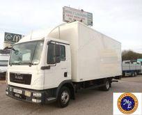 2013 MAN TGL 8.180 Box truck