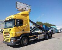 2011 Scania R420 Container tran