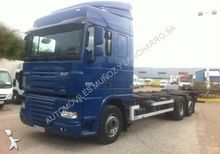 2010 DAF XF105 460 Container tr