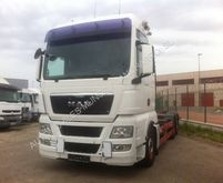 2008 MAN TGX 26.480 Container t