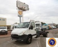 2012 Iveco Daily 70C21 Cab chas