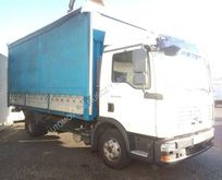 2007 MAN TGL 10.180 Curtainside