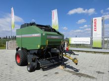 2008 Fendt 2900 V Ballendurchme