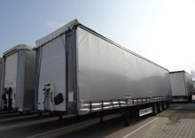 2008 Fliegl Mega Curtainsider s