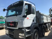 2013 MAN 480 8x4 Tipper