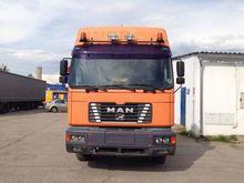 2000 MAN 26.414 Dropside truck