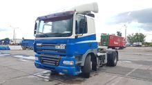 2002 DAF 85 CF 430ps z Hydrauli
