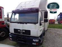 2002 MAN 8.185 LLC Box truck