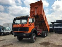 1989 MERCEDES-BENZ 2628 Tipper