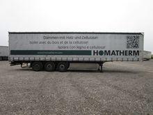 2011 Schmitz Cargobull Schiebeg